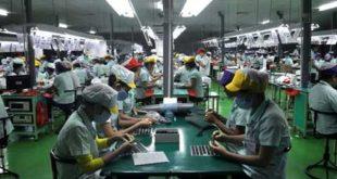[XKLĐ ĐÀI LOAN] Tuyển 10 nam làm điện tử tại nhà máy Kinh Hòa ĐÀI TRUNG 2020