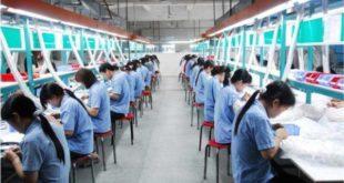 [XKLĐ ĐÀI LOAN] Tuyển 10 nữ làm dệt nhà máy Hòa Hữu Đào Viên 2020