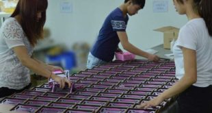 [XKLĐ ĐÀI LOAN] Tuyển 15 nữ làm may tại nhà máy Tín Nguyên ĐÀO VIÊN 2020