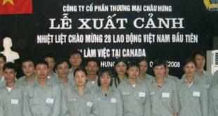 Giới thiệu công ty XKLD Đài Loan VINAGIMEX