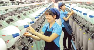 [XKLĐ ĐÀI LOAN] Tuyển 07 nữ làm dệt tại nhà máy Quân Hòa ĐÀI NAM 2020