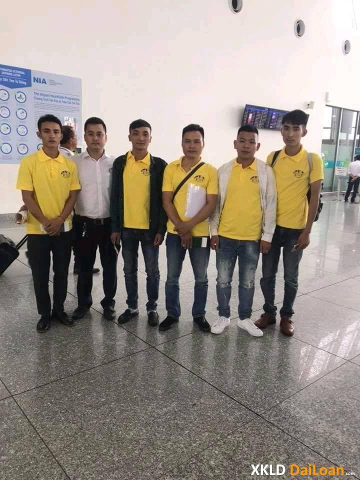 Lao động xuất cảnh đi Đài Loan tháng trước 7