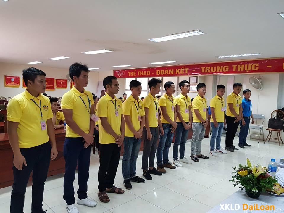 [XKLĐ ĐÀI LOAN] Tuyển 05 nam làm đúc hợp kim nhôm tại nhà máy Mao Gia ĐÀI BẮC, tuyển dụng qua form 2020