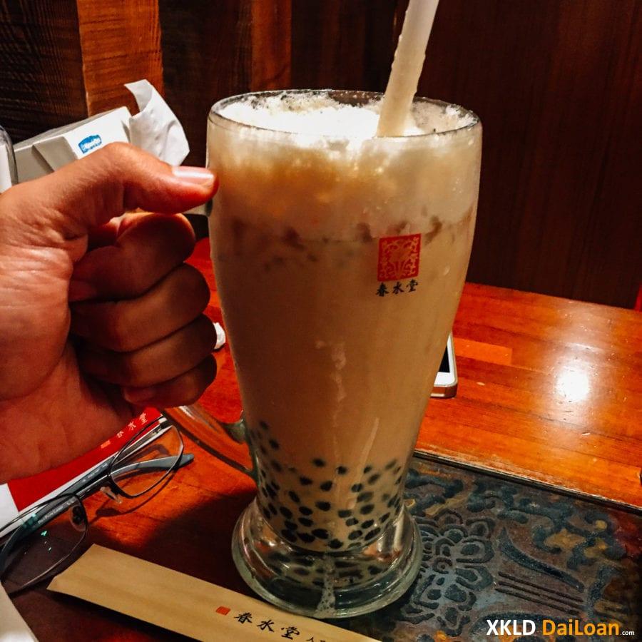 Trà sữa Chun Shui Tang nổi tiếng nhất Đài Loan